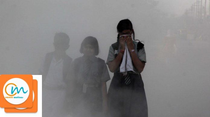 Delhi govt, Delhi govt school, Delhi pollution, Delhi pollution crisis, Delhi schools, Delhi air pollution, Delhi News, Education News, Indian Express, India n Express News