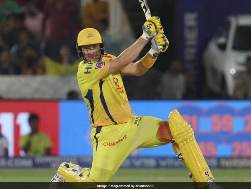 आईपीएल 2021 से आगे, शेन वॉटसन ने नॉस्टेलजिक ओवर खेला