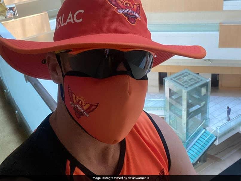 IPL 2021: सनराइजर्स हैदराबाद के कप्तान डेविड वार्नर पोस्ट