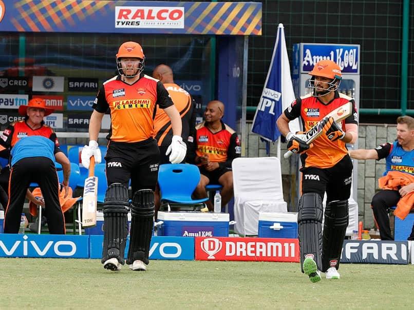 एसआरएच बनाम एमआई, आईपीएल 2021: सनराइजर्स हैदराबाद के खिलाड़ी बाहर देखने के लिए
