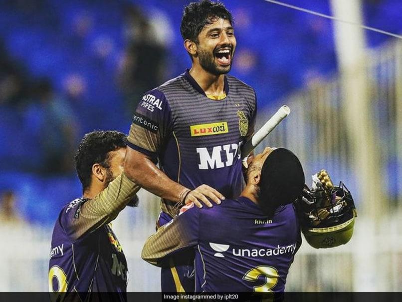 """आईपीएल 2021: """"नेवर थॉट गेम इतना गहरा जाएगा""""जीत बनाम दिल्ली कैपिटल्स के बाद कोलकाता नाइट राइडर्स राहुल त्रिपाठी कहते हैं"""